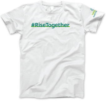 #RiseTogether T-Shirt