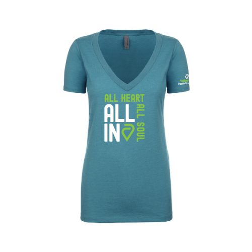 ALL IN T-Shirt – V-Neck