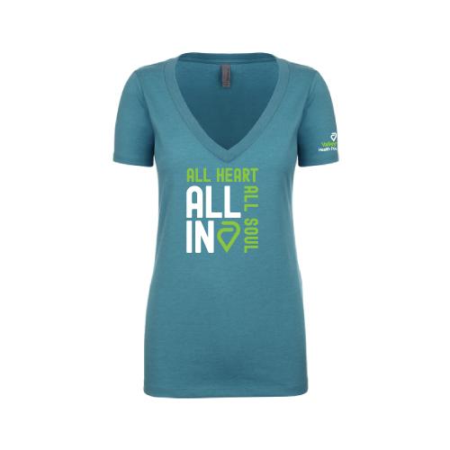 ALL IN T-Shirt – V-Neck